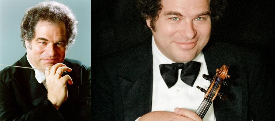 Itzhak Perlman at Cobb Great Hall