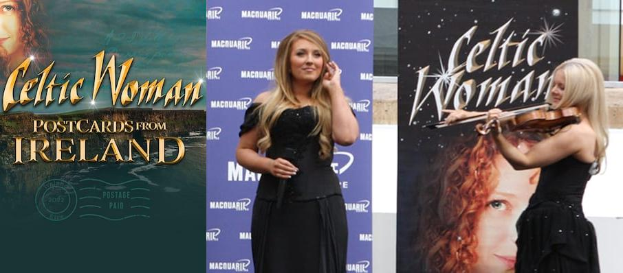Celtic Woman at Cobb Great Hall