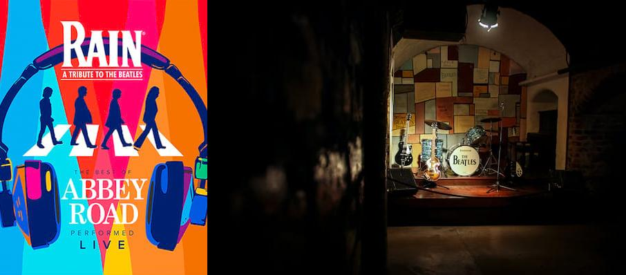 Rain - A Tribute to the Beatles at Cobb Great Hall