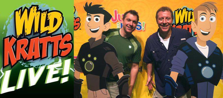 Wild Kratts - Live at Cobb Great Hall