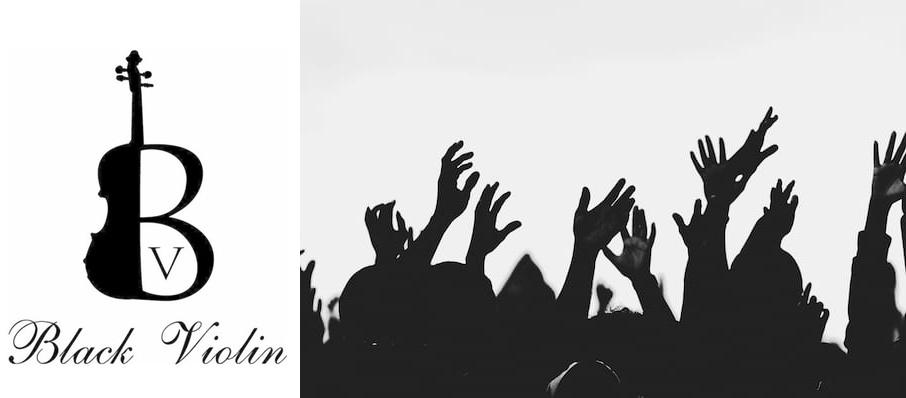 Black Violin at Pasant Theatre