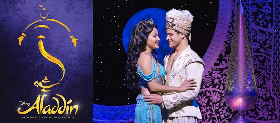 Aladdin at Cobb Great Hall