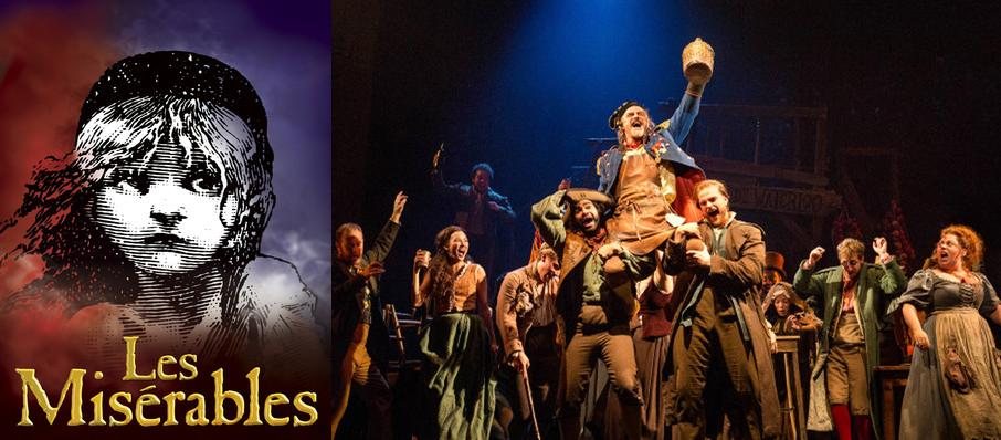 Les Miserables at Cobb Great Hall