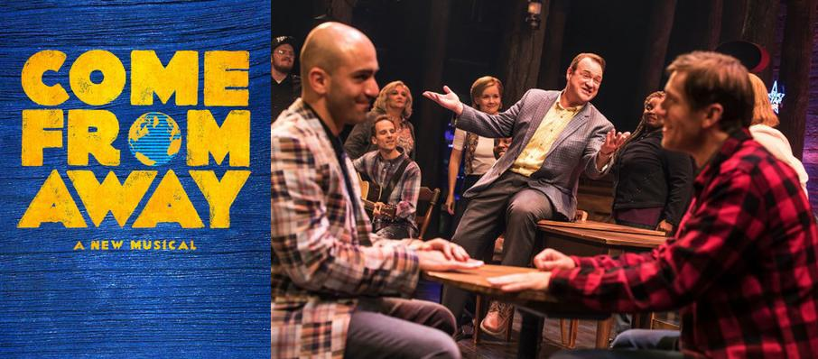 Come From Away at Cobb Great Hall