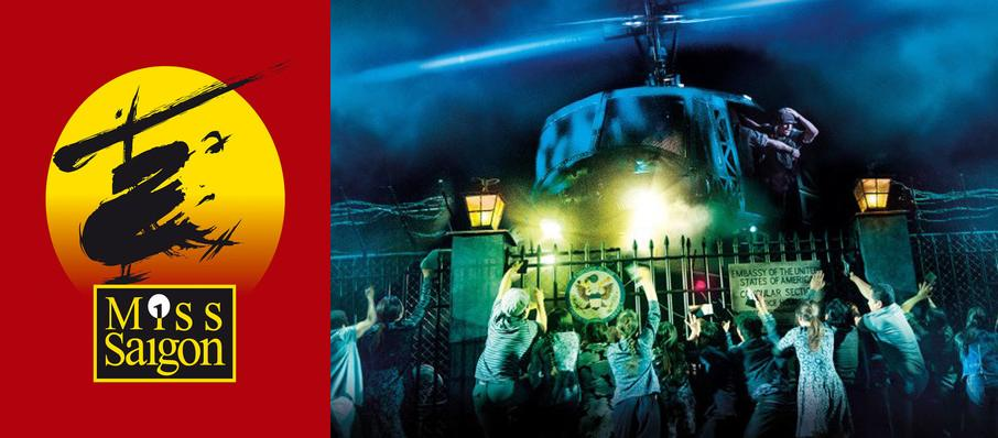 Miss Saigon at Cobb Great Hall