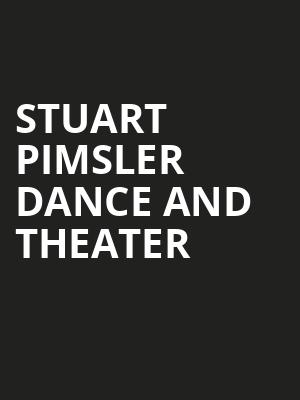 Stuart Pimsler Dance and Theater at Cobb Great Hall