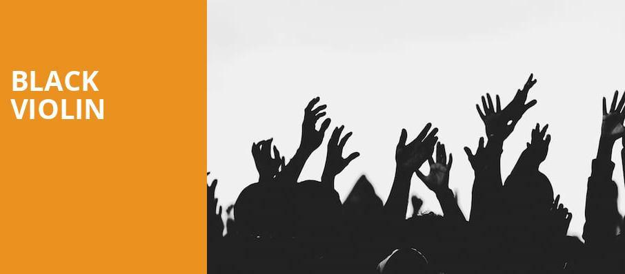 Black Violin - Pasant Theatre, East Lansing, MI - Tickets