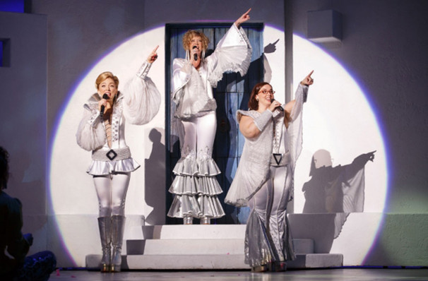 Mamma Mia, Cobb Great Hall, East Lansing