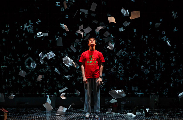 The Curious Incident of the Dog in the Night Time, Cobb Great Hall, East Lansing
